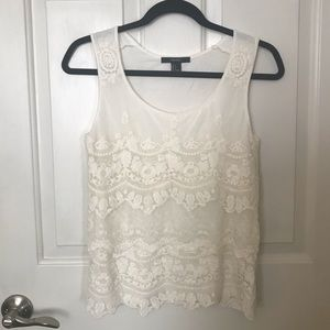 3/$10 Lace Tank Top